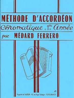 METHODE ACCORDEON CHROMATIQUE 1re ANNEE