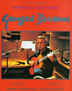 GEORGES BRASSENS SPECIAL GUITARE