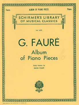 ALBUM POUR PIANO