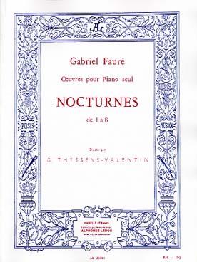 NOCTURNES 1 A 8