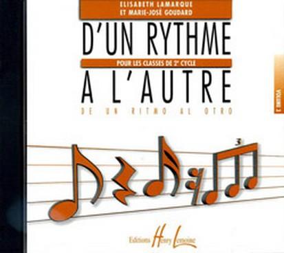 CD D\'UN RYTHME A L\'AUTRE VOL 3