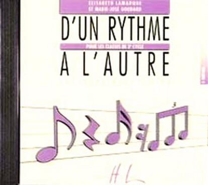 CD D\'UN RYTHME A L\'AUTRE VOL 4