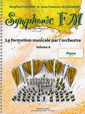 SYMPHONIC FM VOL 6 PIANO (ELEVE)