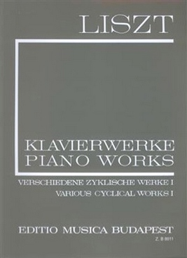 LISZT OEUVRES DIVERS