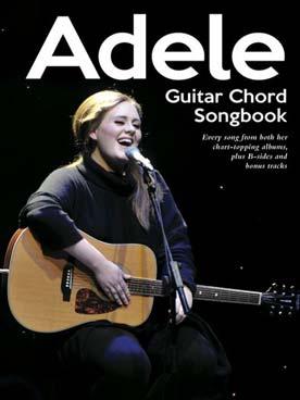 ADELE GUITAR CHORD SONGBOOK