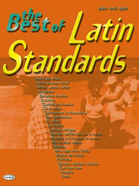 BEST OF LATIN STANDARDS
