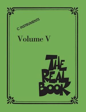 REAL BOOK VOLUME 5 EN UT