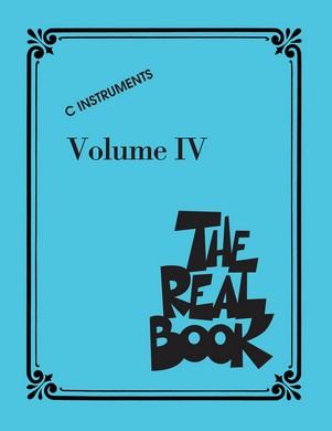 REAL BOOK VOLUME 4 EN UT