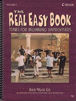 REAL EASY BOOK VOLUME 1 EN UT