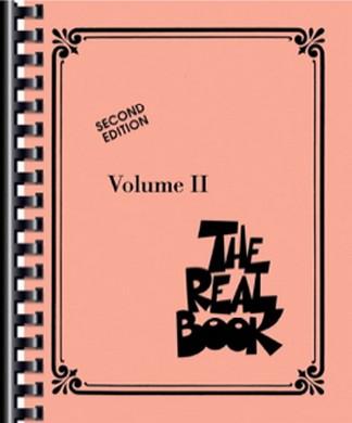 REAL BOOK VOLUME 2 EN UT