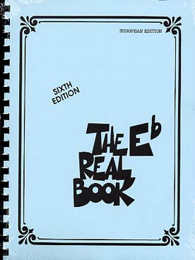 REAL BOOK 6E EDITION VOL 1 EN MIb
