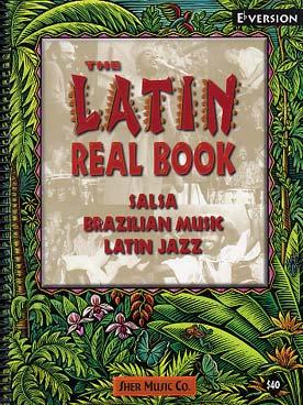 LATIN REAL BOOK EN MIb
