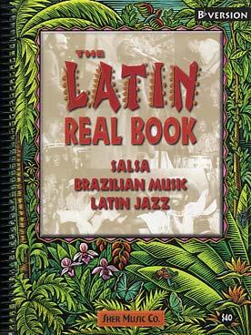 LATIN REAL BOOK EN SIb