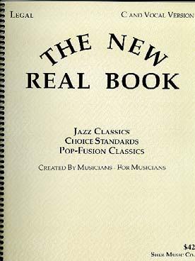 NEW REAL BOOK VOL 1 EN UT