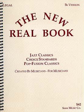 NEW REAL BOOK VOL 1 EN SIb