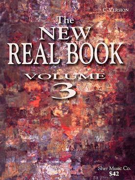 NEW REAL BOOK VOL 3 EN UT