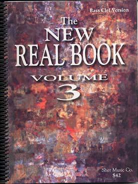 NEW REAL BOOK VOL 3 EN CLE DE FA