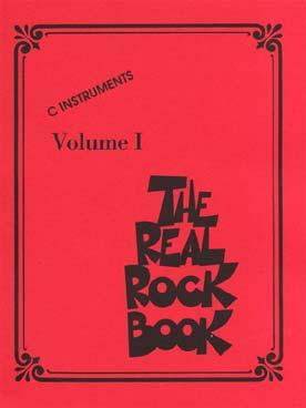 REAL ROCK BOOK VOL 1 EN UT