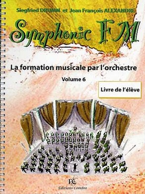 SYMPHONIC FM VOL 6 PERCUSSION (ELEVE)