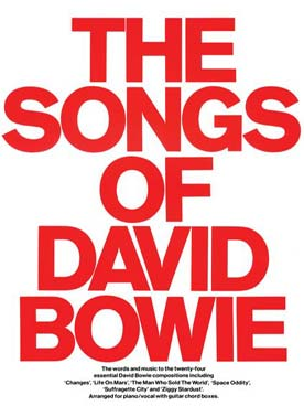 BOWIE THE SONGS