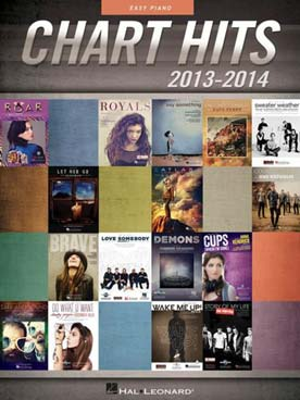 CHART HITS OF 2013 2014