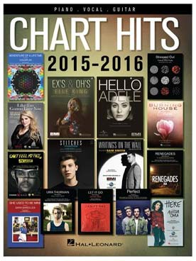CHART HITS OF 2015 2016