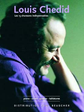 CHEDID LES 15 CHANSONS INDISPENSABLES