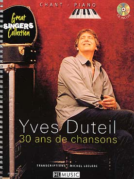 DUTEIL 30 ANS DE CHANSONS