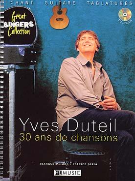 DUTEIL 30 ANS DE CHANSONS VOL 2