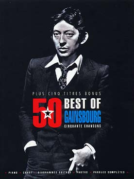 GAINSBOURG 50 BEST OF