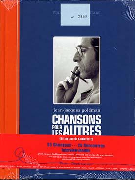 GOLDMAN CHANSONS POUR LES AUTRES