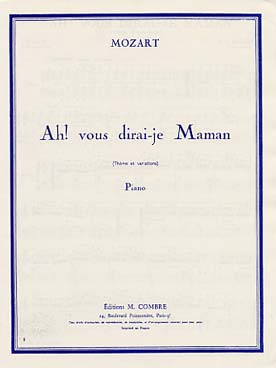 AH VOUS DIRAI-JE MAMAN