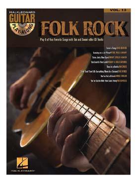 GUITAR PLAY ALONG VOL 13 FOLK ROCK