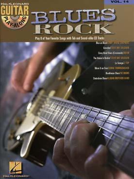 GUITAR PLAY ALONG VOL 14 BLUES ROCK