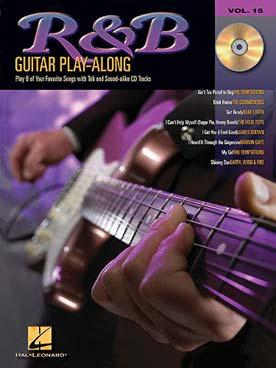 GUITAR PLAY ALONG VOL 15 RNB
