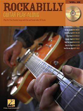GUITAR PLAY ALONG VOL 20 ROCKABILLY
