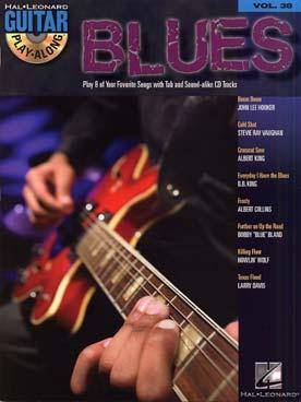 GUITAR PLAY ALONG VOL 38 BLUES