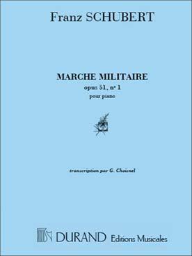 MARCHE MILITAIRE OP 51
