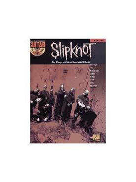 GUITAR PLAY ALONG VOL 61 SLIPKNOT