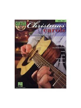 GUITAR PLAY ALONG VOL 62 CHRISTMAS
