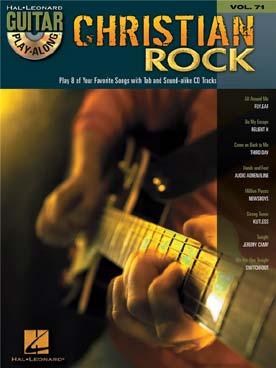 GUITAR PLAY ALONG VOL 71 CHRISTIAN ROCK