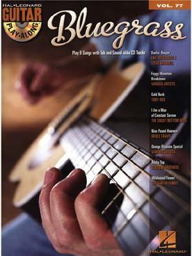 GUITAR PLAY ALONG VOL 77 BLUEGRASS