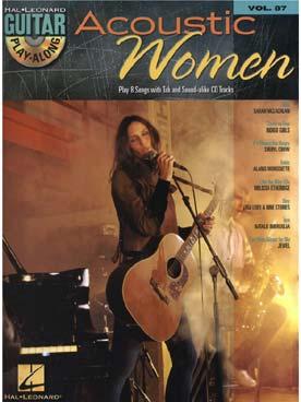 GUITAR PLAY ALONG VOL 87 WOMEN