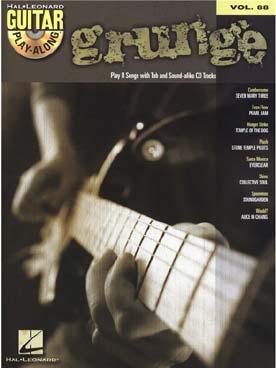 GUITAR PLAY ALONG VOL 88 GRUNGE