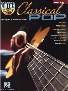 GUITAR PLAY ALONG VOL 90 CLASSICAL
