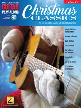 GUITAR PLAY ALONG VOL 97 CHRISTMAS