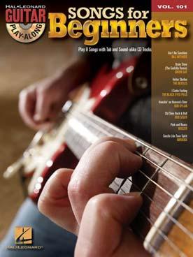 GUITAR PLAY ALONG VOL 101 SONGS BEGINNERS