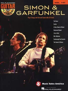 GUITAR PLAY ALONG VOL 147 SIMON AND GARFUNKEL