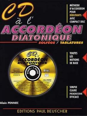 CD A L\'ACCORDEON DIATONIQUE