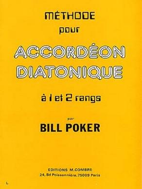 POKER METHODE D\'ACCORDEON DIATONIQUE